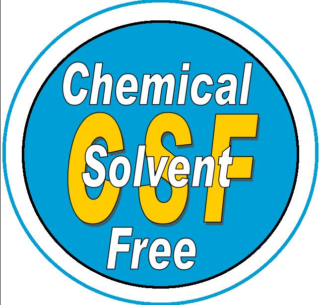 Chemical Solvent Free