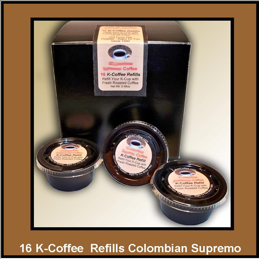 K-Cup Refill Colombian Coffee