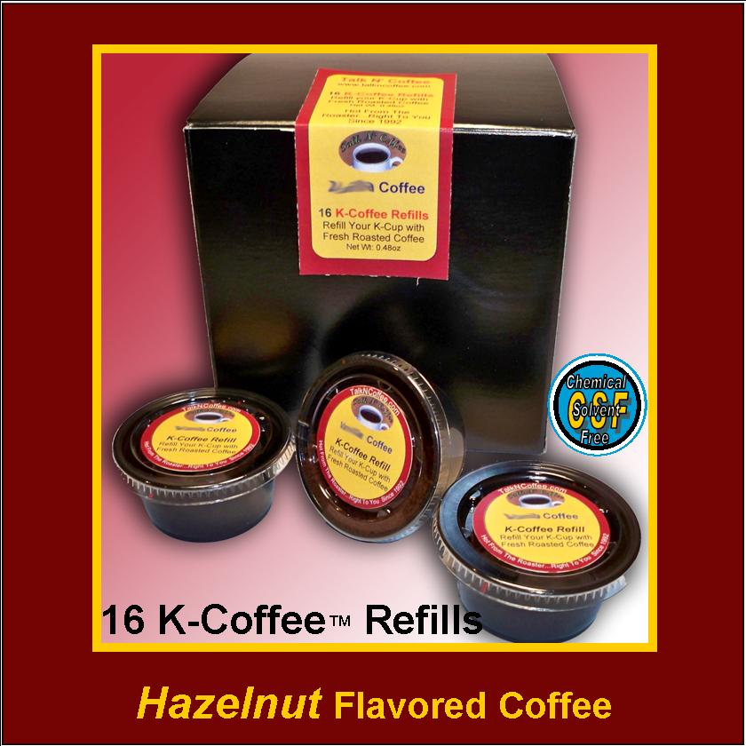 Flavored K-Coffee Refill