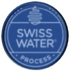 Swiss Water Decaf Coffee Logo