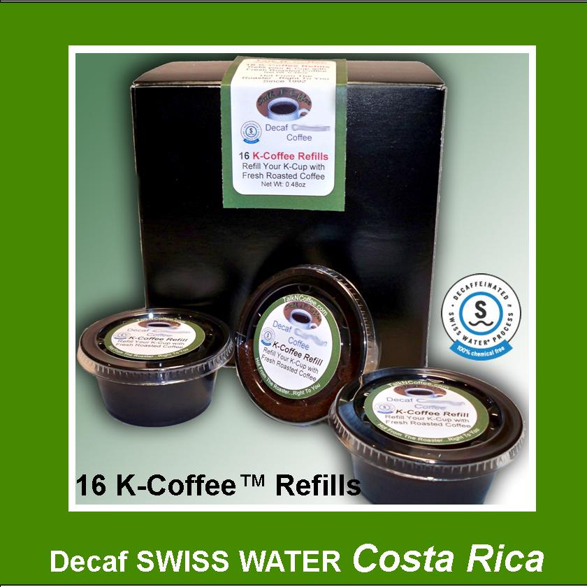 Decaf Regular K-Coffee Refill