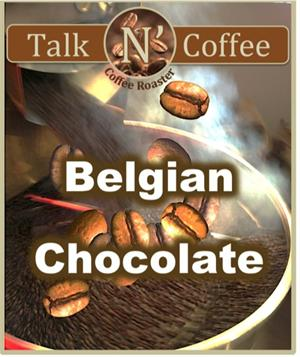 Decaf Belgian Chocolate Flavored Coffee