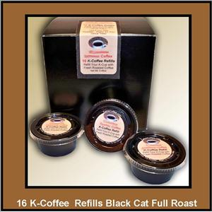 Black Cat K-Coffee Refill
