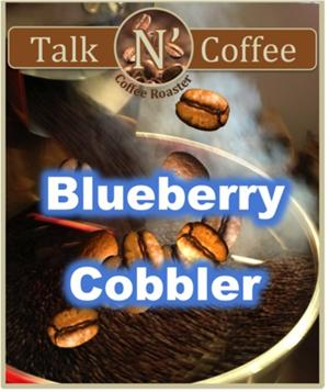 Blueberry Cobbler Coffee