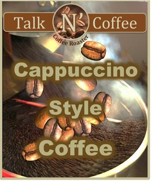 Cappuccino Style Flavored Coffee