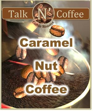 Decaf Carmel Nut Flavored Coffee