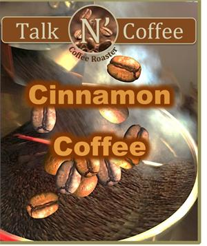 Cinnamon Flavored Coffee