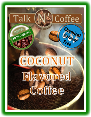 Organic Coconut Coffee