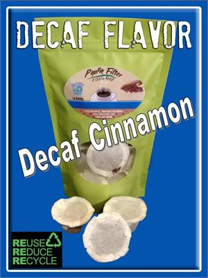 Decaf Cinnamon K-Cup Coffee Refill