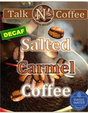 Decaf Salted Carmel Coffee