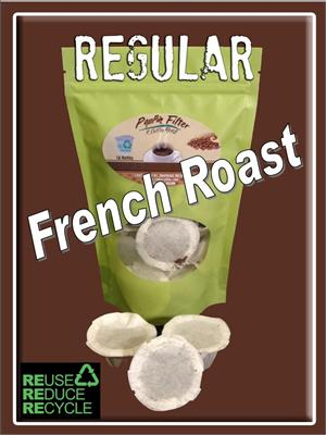 French Roast Coffee for K Cups