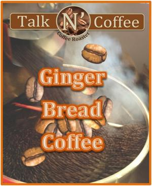 Ginger Bread Flavored Coffee