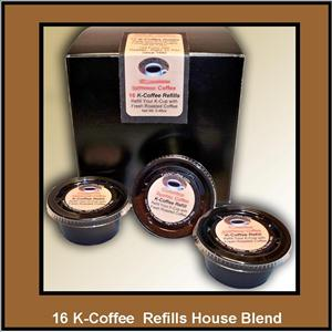 House Blend K-Coffee Refill