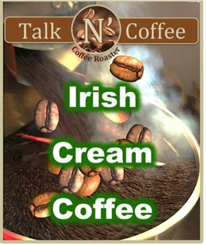 Irish Cream Coffee