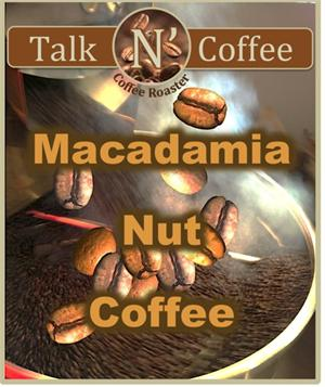 Macadamia Nut Coffee