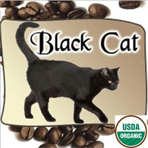 Organic Black Cat Coffee