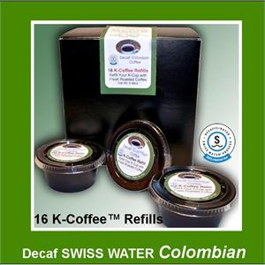 Decaf Colombian K-Cup Refill