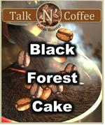 Black Decaf Forest Cake Flavored Coffee
