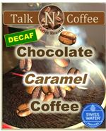 Decaf Chocolate Carmel Flavored Coffee