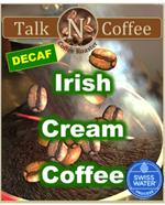 Decaf Irish Cream Flavored Coffee