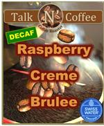 Decaf Raspberry Dreme Flavored Coffee