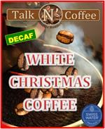 Decaf White Christmas Coffee