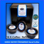 Decaf Cinnamon Flavored K-Cup Refill