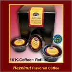 Hazelnut Flavored K-Cup Refill
