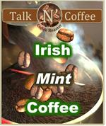 Decaf Irish Mint Flavored Coffee