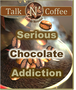 Decaf Serious Chocolate Addiction Coffee