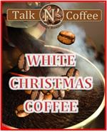 White Christmas Flavored Coffee