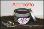 Can of Amaretto Flavored Coffee Flavor Shot