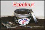 Can of Hazelnut Coffee Flavoring
