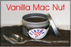 Flavor Shot Can of Vanilla Macadamia Nut Coffee Flavoring