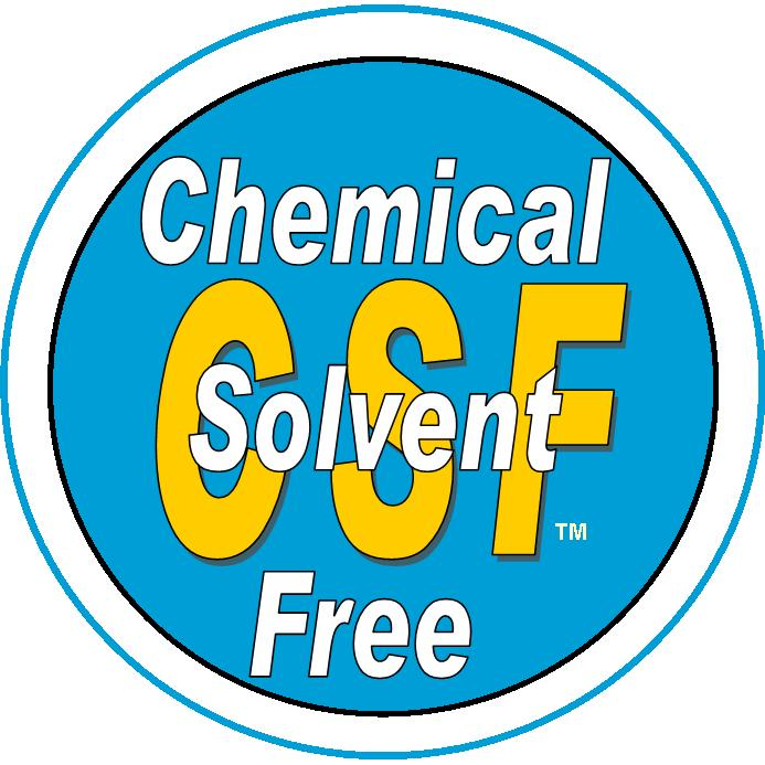 Chemical Solvent Free (CSF)