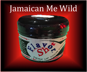 Jamaican Me Wild Coffee Flavoring
