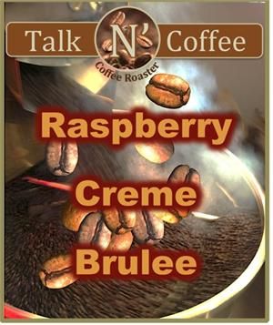 Raspberry Creme Brulee Coffee
