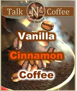 Vanilla Cinnamon Coffee