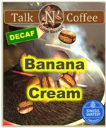 Deacf Banana Cream Flavored Coffee
