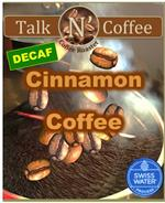 Decaf Cinnamon Flavored Coffee