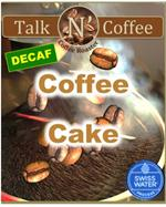 Decaf Coffee Cake Flavored Coffee