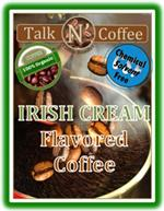 Organic Irish Cream Coffee