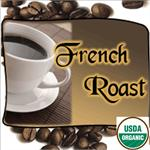 Organic, Fair Trade, French Roast Coffee