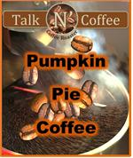 Pumpkin Pie Flavored Coffee