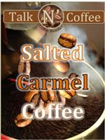 Salted Carmel Flavored Coffee